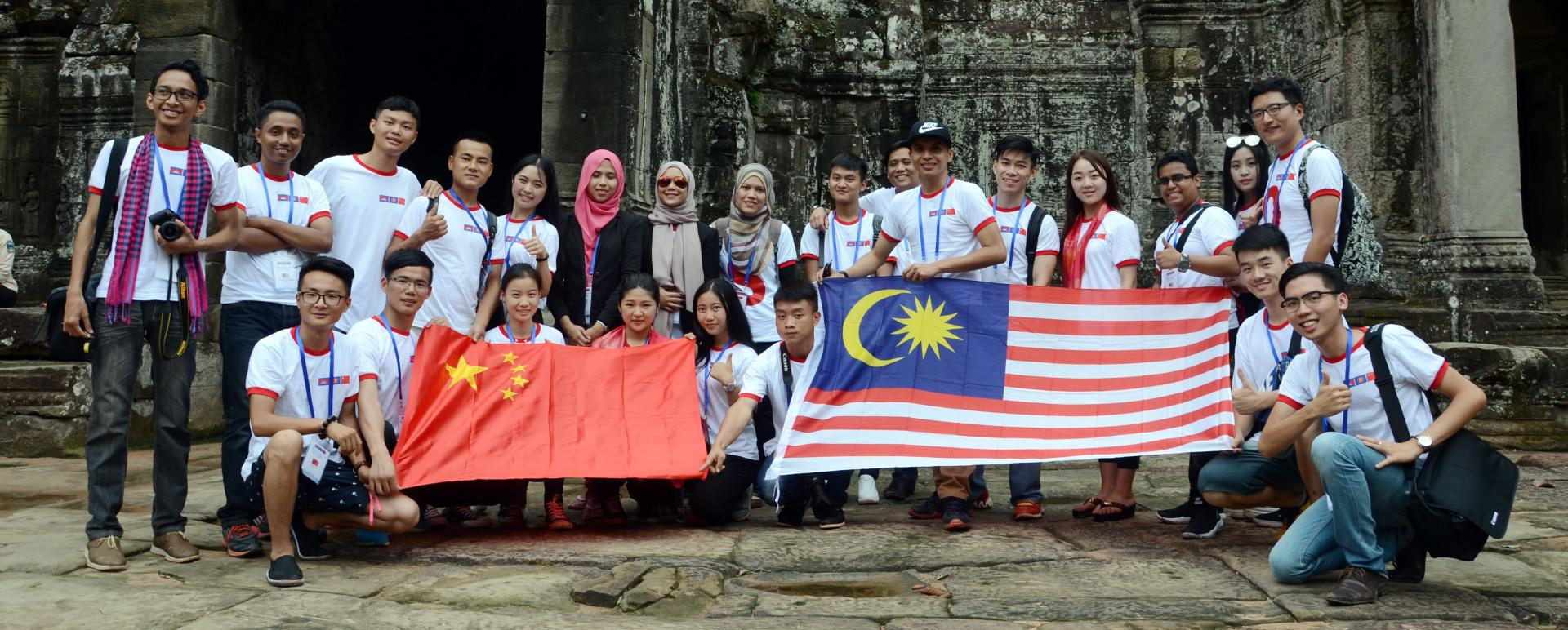 the ASEAN-CHINA Youth Camp